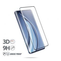Crong 3D Armour Glass – Szkło hartowane 9H na cały ekran Xiaomi Mi 10 / Mi 10 Pro