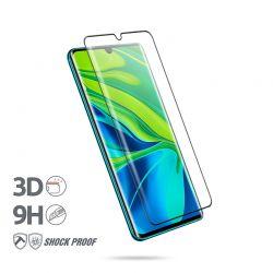 Crong 3D Armour Glass – Szkło hartowane 9H na cały ekran Xiaomi Mi Note 10 / Mi Note 10 Pro + ramka instalacyjna