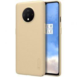 Nillkin Super Frosted Shield - Etui OnePlus 7T (Golden)