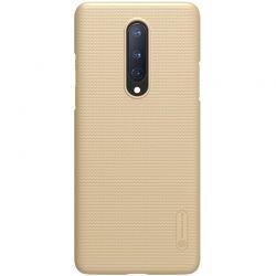 Nillkin Super Frosted Shield - Etui OnePlus 8 (Golden)