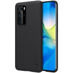 Nillkin Super Frosted Shield - Etui Huawei P40 Pro (Black)