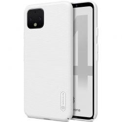 Nillkin Super Frosted Shield - Etui Google Pixel 4 (White)