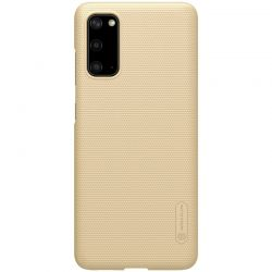 Nillkin Super Frosted Shield - Etui Samsung Galaxy S20 (Golden)