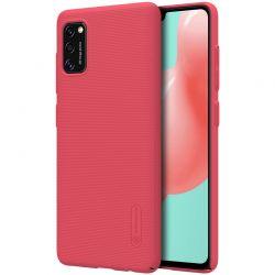 Nillkin Super Frosted Shield - Etui Samsung Galaxy A41 (Red)