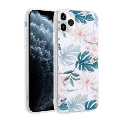 Crong Flower Case – Etui iPhone 11 Pro (wzór 01)