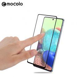 Mocolo 3D 9H Full Glue - Szkło ochronne na cały ekran iPhone 11 Pro Max / Xs Max (Black)