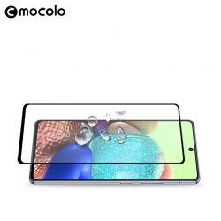 Mocolo 3D 9H Full Glue - Szkło ochronne na cały ekran Samsung Galaxy S10 Lite (Black)