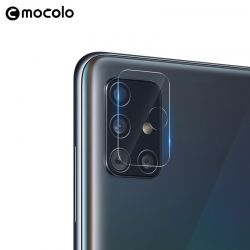 Mocolo Camera Lens - Szkło ochronne na obiektyw aparatu Samsung Galaxy S20