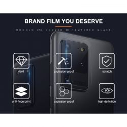 Mocolo Camera Lens - Szkło ochronne na obiektyw aparatu Samsung Galaxy S20 Ultra