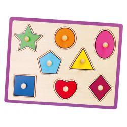 Puzzle - kształty