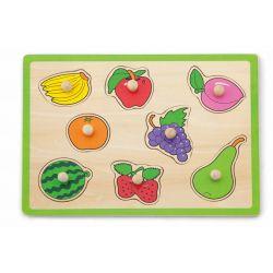 Puzzle - owoce