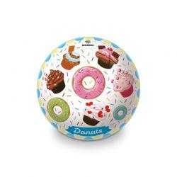 Mondo - Piłka gumowa (230 mm) - Lody i Donuty  Wybór losowy