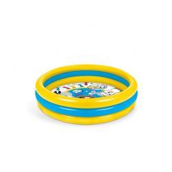 Mondo - Basen dmuchany 3 - pierścienie - Lama i przyjaciele