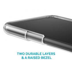 Speck Presidio Perfect-Clear - Etui Samsung Galaxy Note 20 Ultra z powłoką MICROBAN (Clear/Clear)