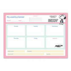 Snoopy - Planner tygodniowy