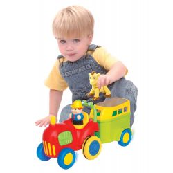 Kiddieland 038224 Traktor z...