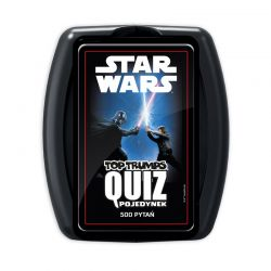Star Wars - Gra Quiz Top Trumps Match