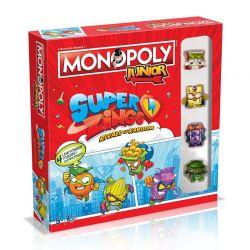 MONOPOLY - JUNIOR Super Zings
