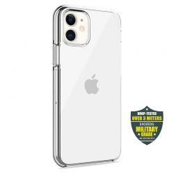 PURO Impact Clear - Etui iPhone 12 Mini (przezroczysty)