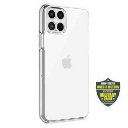 PURO Impact Clear - Etui iPhone 12 / iPhone 12 Pro (przezroczysty)