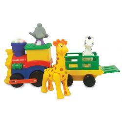Pociąg Safari ze Zwierzątkami