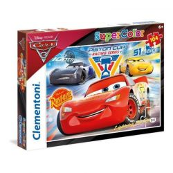 Clemoentoni - Puzzle Cars 3 104 ele.