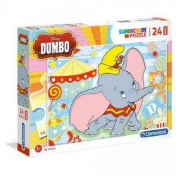 Clementoni - Puzzle Dumbo Maxi 24 ele.