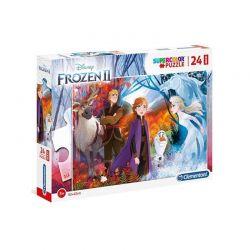 Clementoni - Puzzle Frozen 2 Maxi 24 ele.