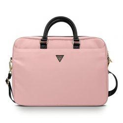"Guess Nylon Computer Bag - Torba na notebooka 15"" / 16"" (różowy)"