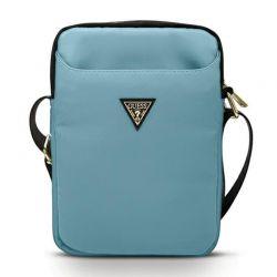 "Guess Nylon Tablet Bag - Torba na tablet 10"" (niebieski)"