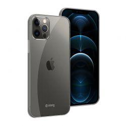 Crong Crystal Slim Cover - Etui iPhone 12 / iPhone 12 Pro (przezroczysty)