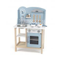 Viga 44047 PolarB Kuchnia z akcesoriami silver-blue
