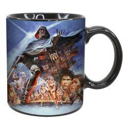 Star Wars - Kubek ceramiczny The Empire Strikes Back 350 ml