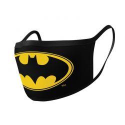 Batman - Maseczka ochronna 2 sztuki, 3 warstwy filtrujące