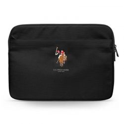 "US Polo Assn Computer Sleeve – Etui na notebooka 13"" (czarny)"