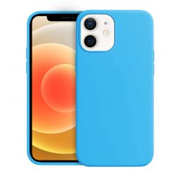 Crong Color Cover - Etui iPhone 12 / iPhone 12 Pro (niebieski) LIMITED EDITION