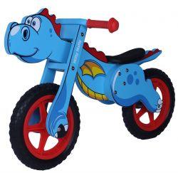 Rowerek Biegowy Dino Blue...