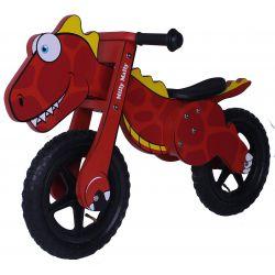Rowerek Biegowy Dino Red...