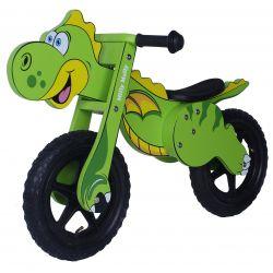 Rowerek Biegowy Dino Green...