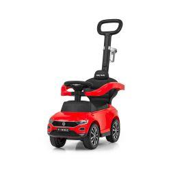 Milly Mally Pojazd z rączką VOLKSWAGEN T-ROC Red
