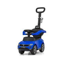 Milly Mally Pojazd z rączką VOLKSWAGEN T-ROC Blue