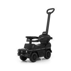 Pojazd z rączką MERCEDES G350d Black
