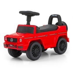 Milly Mally Pojazd MERCEDES G350d Red S