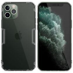 Nillkin Nature TPU Case - Etui Apple iPhone 12 Pro Max (Grey)