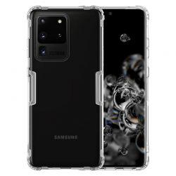 Nillkin Nature TPU Case - Etui Samsung Galaxy S20 Ultra (White)