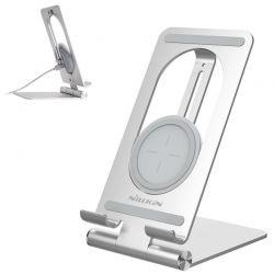 Nillkin Powerhold - Stojak na telefon z ładowarką bezprzewodową indukcyjną Qi 15W