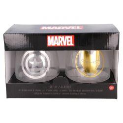 Avengers - Szklanki 510 ml 2 szt.