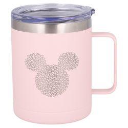 Mickey Mouse - Kubek termiczny ze stali nierdzewnej 380 ml