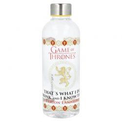 Game of Thrones - Butelka na wodę 850 ml
