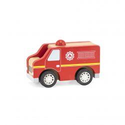 Viga 44512 Drewniany wóz Straży Pożarnej